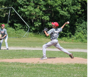 youth pitching